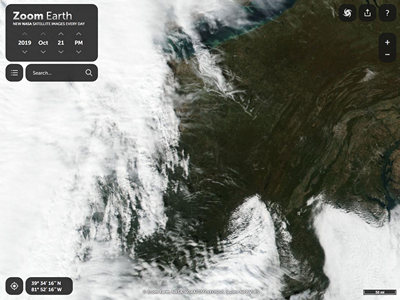 Zoom Earth Real Time Satellite Imagery